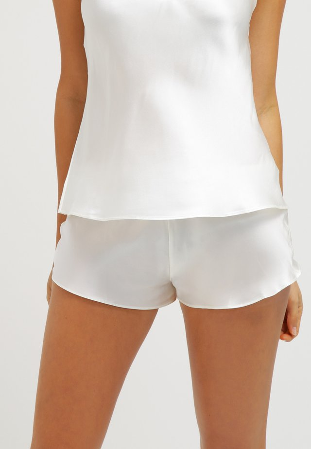 DREAM NIGHTSHORT - Spodnie od piżamy - naturel
