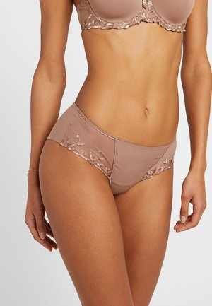 ANDORA SHORTY - Slip - amaretto