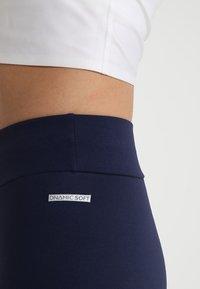 Skins - DNAMIC LONG  - Trikoot - cameo pink/navy blue - 3