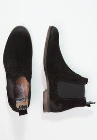 Sneaky Steve - CUMBERLAND - Kotníkové boty - black - 1
