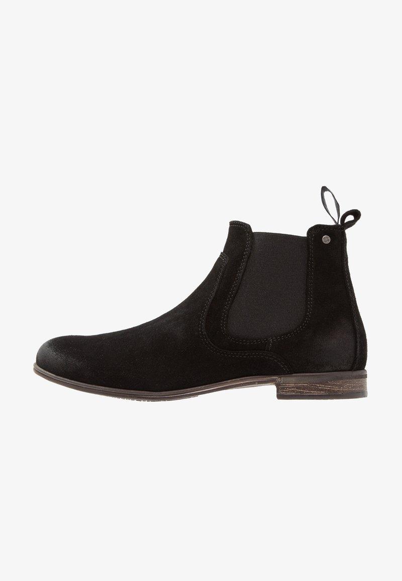 Sneaky Steve - CUMBERLAND - Kotníkové boty - black