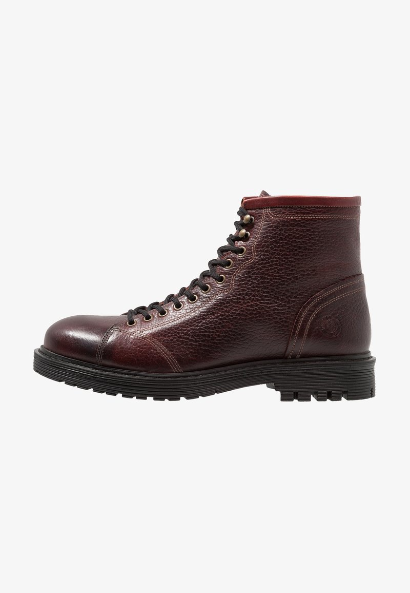 Sneaky Steve - AWARE - Lace-up ankle boots - bordeaux