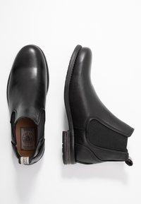 Sneaky Steve - CLOSER - Kotníkové boty - black - 1