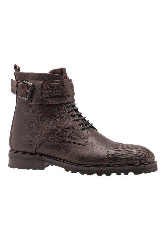 Lace-up ankle boots - testadimoro