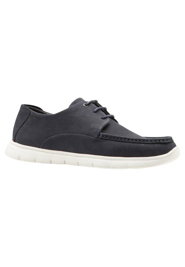 Boat shoes - darkblue