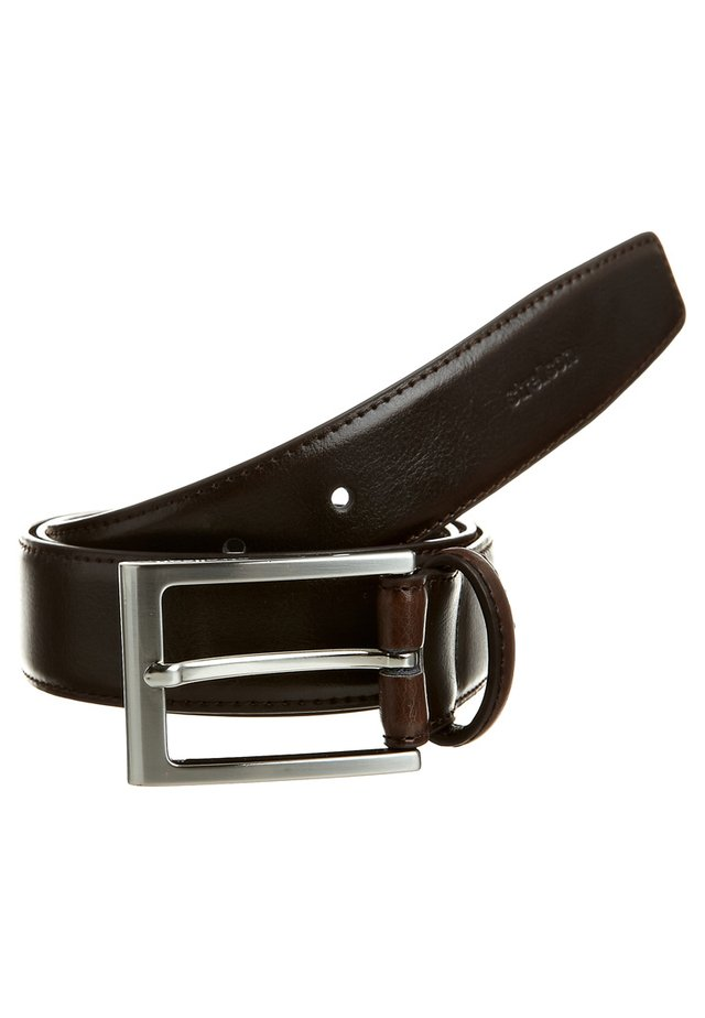 REGULAR - Belt business - brown