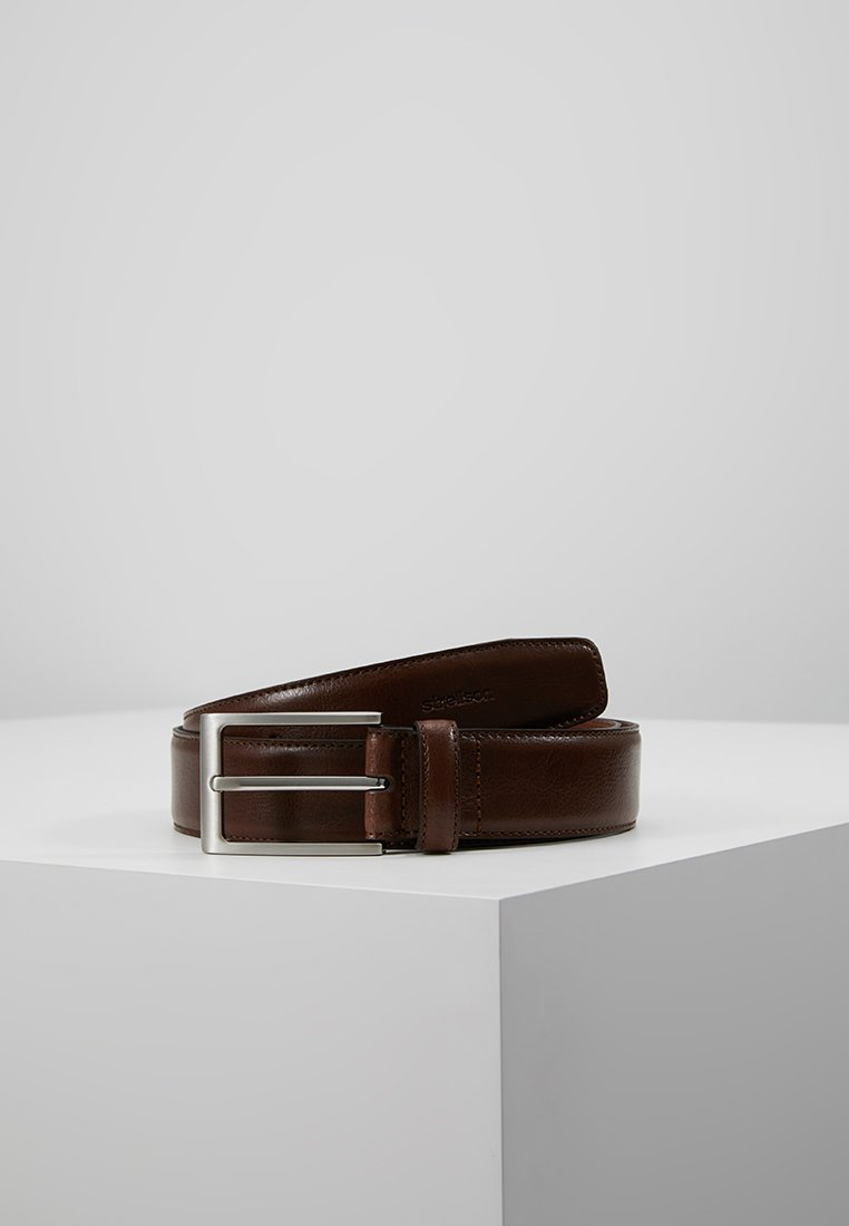 Strellson - REGULAR - Belt business - cognac