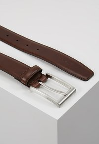 Strellson - REGULAR - Belt business - cognac - 2