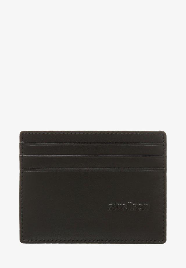 CARTER - Plånbok - black