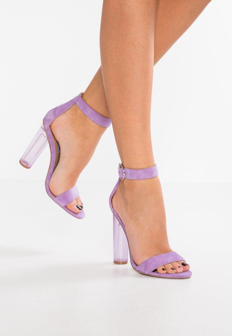 Steve Madden - TEASER - High Heel Sandalette - lavender