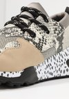 Steve Madden - CLIFF - Sneakers laag - natural