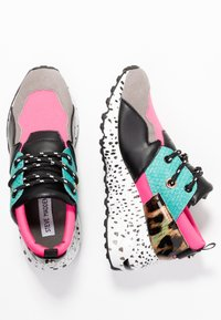 Steve Madden - CLIFF - Sneakers - bright multicolor - 3
