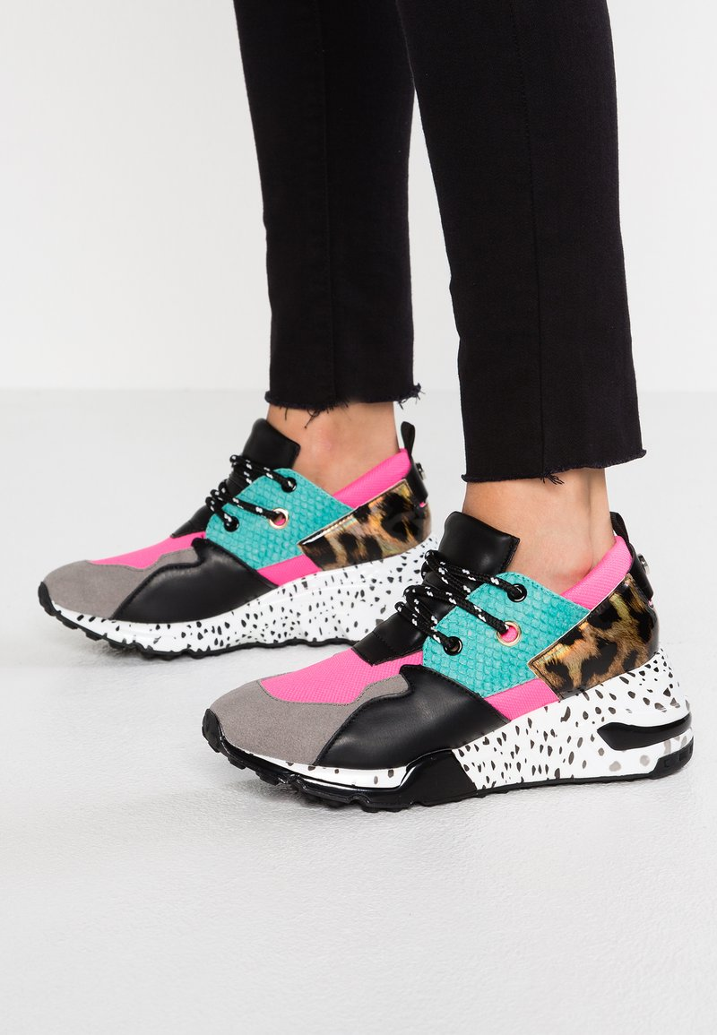 Steve Madden - CLIFF - Sneakers - bright multicolor