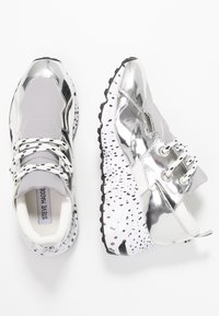 Steve Madden - CLIFF - Sneakers - silver - 3