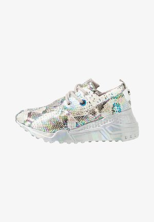 CLIFF - Sneakers laag - silver
