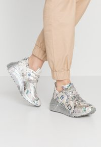 Steve Madden - CLIFF - Sneakers - silver - 0