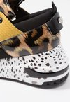 Steve Madden - CLIFF - Trainers - yellow/multicolor