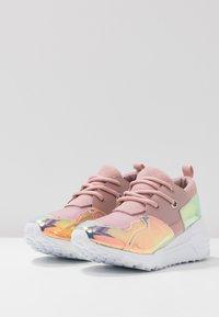 Steve Madden - CLIFF - Sneakers - blush/multicolor - 4