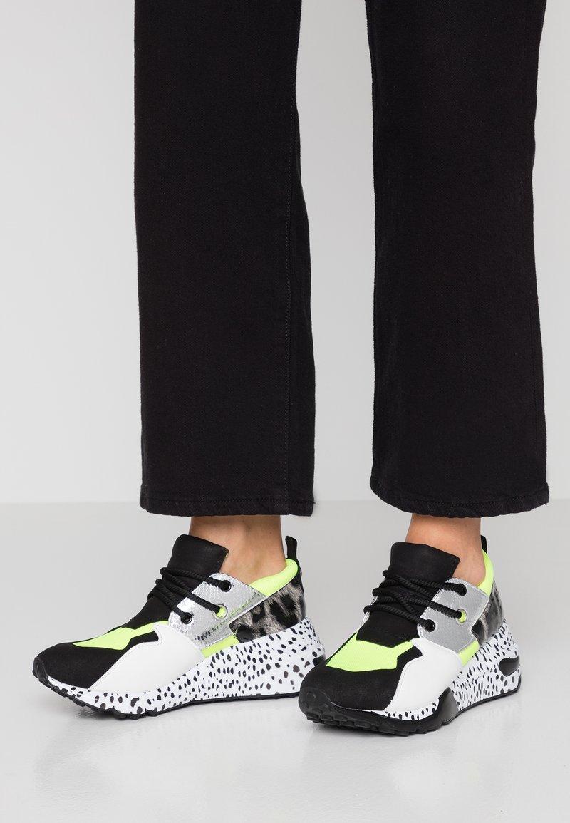 Steve Madden - CLIFF - Sneakers - neon green