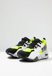 Steve Madden - CLIFF - Sneakers - neon green - 4