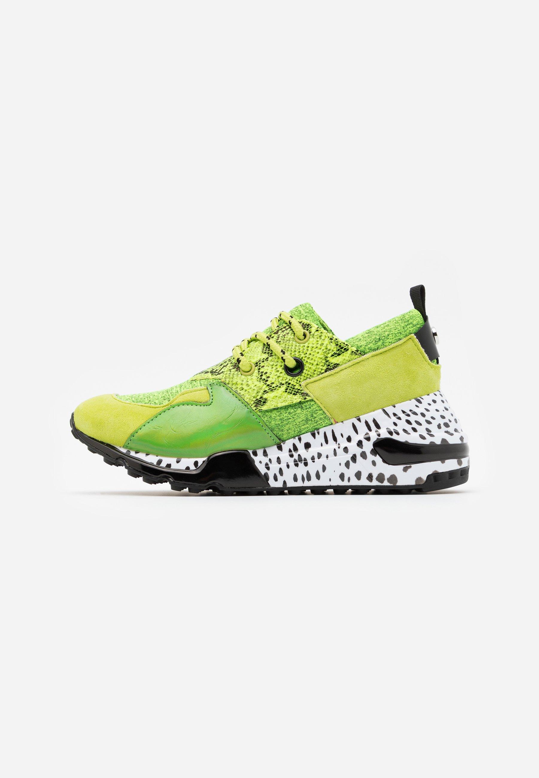 Grüne Sneaker für Damen online kaufen | Mach's dir bequem