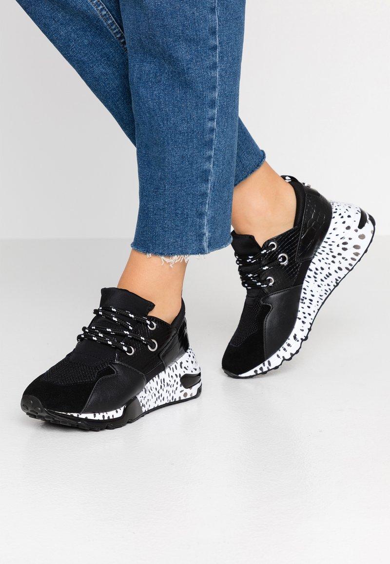 Steve Madden - CLIFF - Sneakers - black