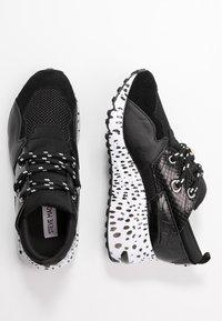 Steve Madden - CLIFF - Sneakers - black - 3