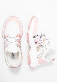 Steve Madden - CREDIT - Sneakers - pink/multicolor - 3