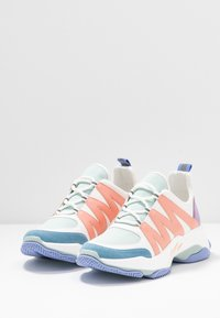 Steve Madden - CREDIT - Sneakers - mint/multicolor - 4
