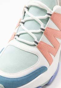 Steve Madden - CREDIT - Sneakers - mint/multicolor - 2