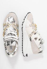 Steve Madden - CREDIT - Sneakers - white - 3