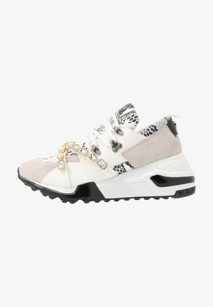 CREDIT - Sneakers laag - white