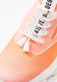 Steve Madden - MATCH - Sneakers - orange/multicolor - 2