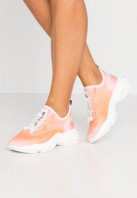 Steve Madden - MATCH - Sneakers - orange/multicolor - 0