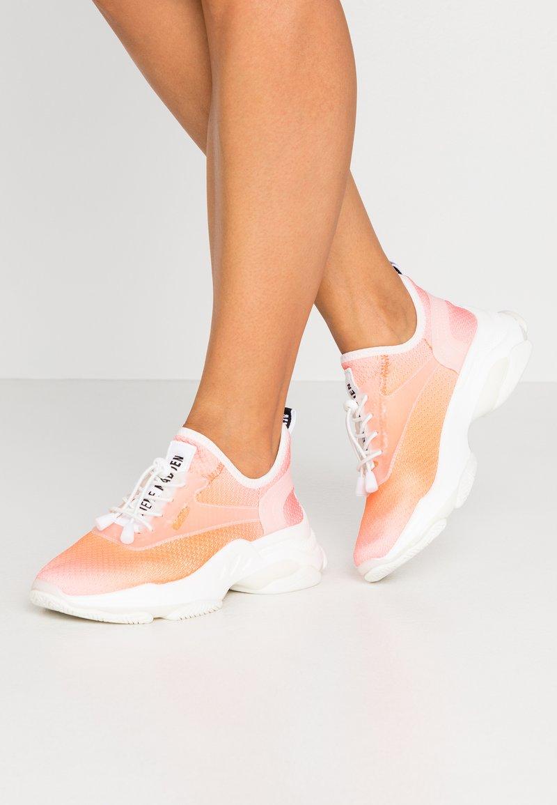 Steve Madden - MATCH - Sneakers - orange/multicolor