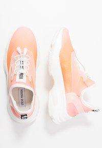 Steve Madden - MATCH - Sneakers - orange/multicolor - 3