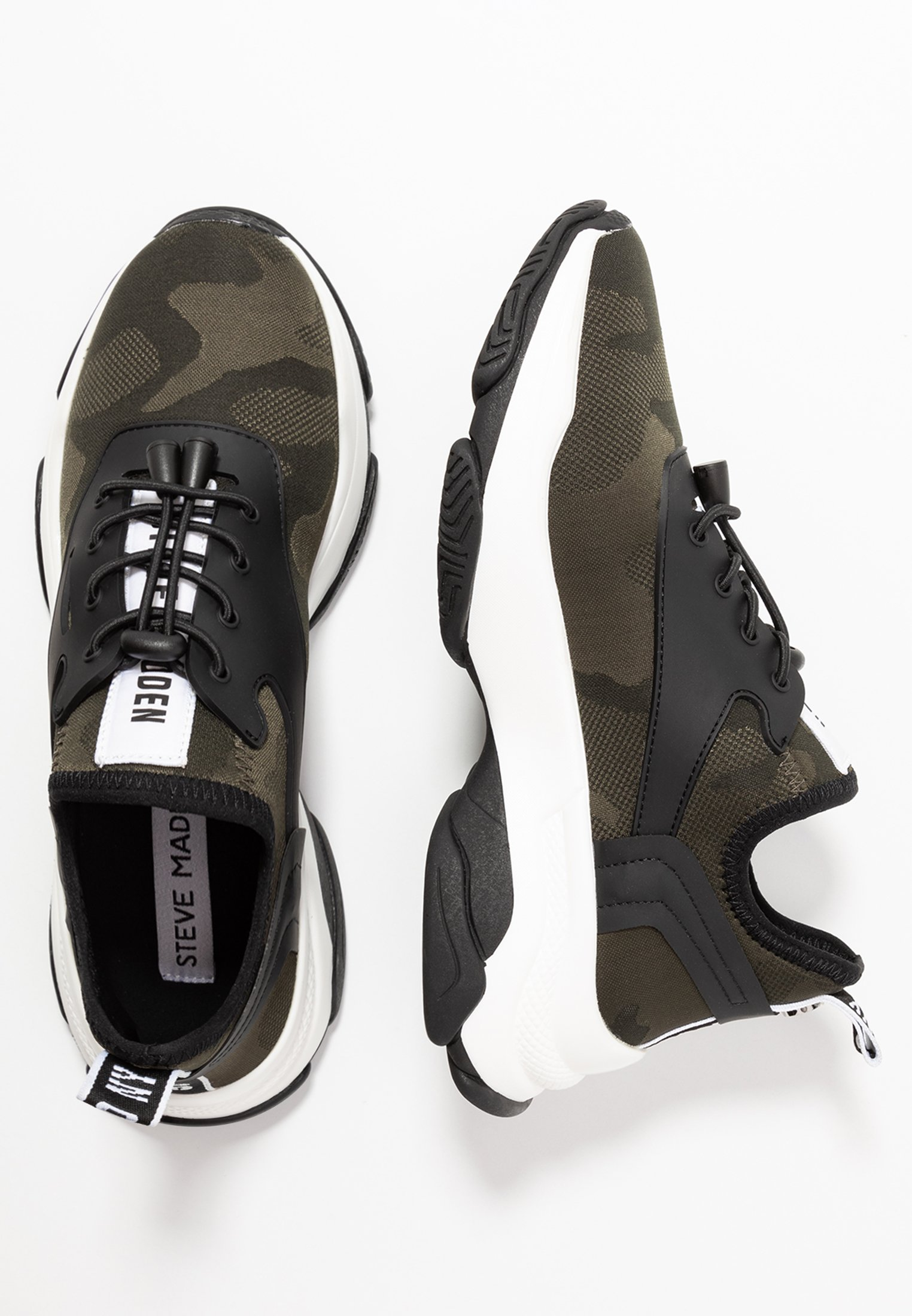 Steve Madden Match - Sneaker Low Green Black Friday
