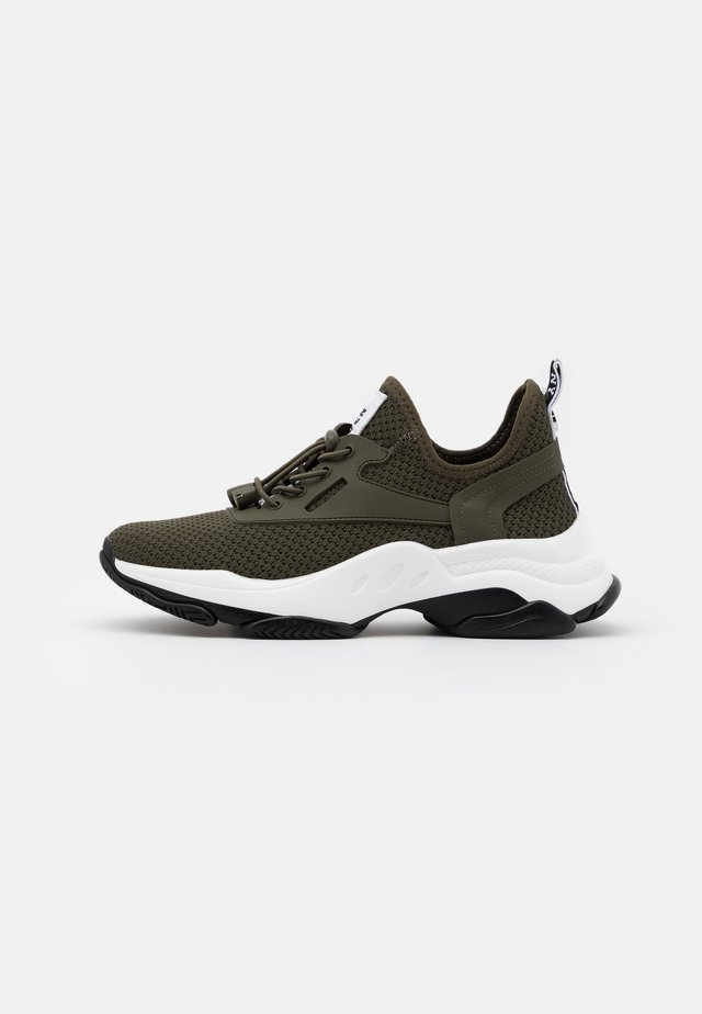 MATCH - Trainers - olive/multicolor