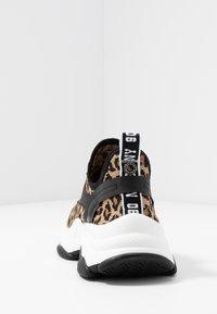 Steve Madden - MATCH - Sneaker low - brown - 5