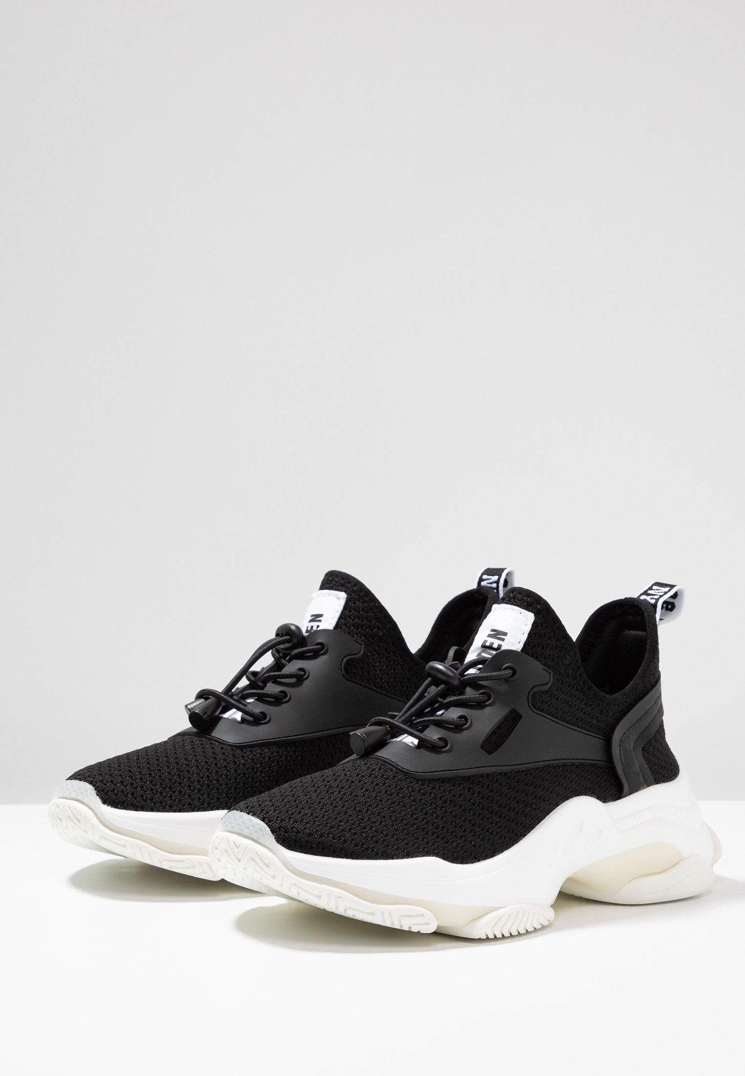 Steve Madden Match - Sneakers Black