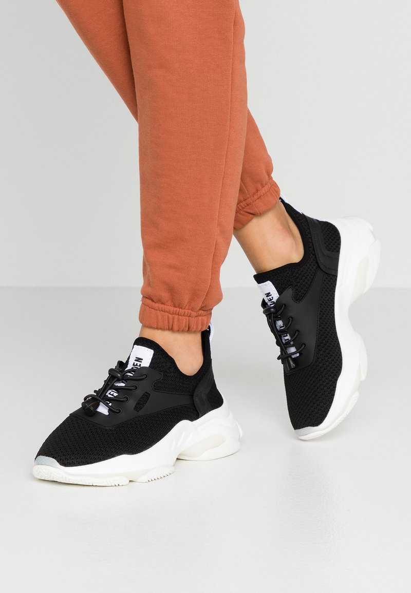 Steve Madden - MATCH - Sneaker low - black