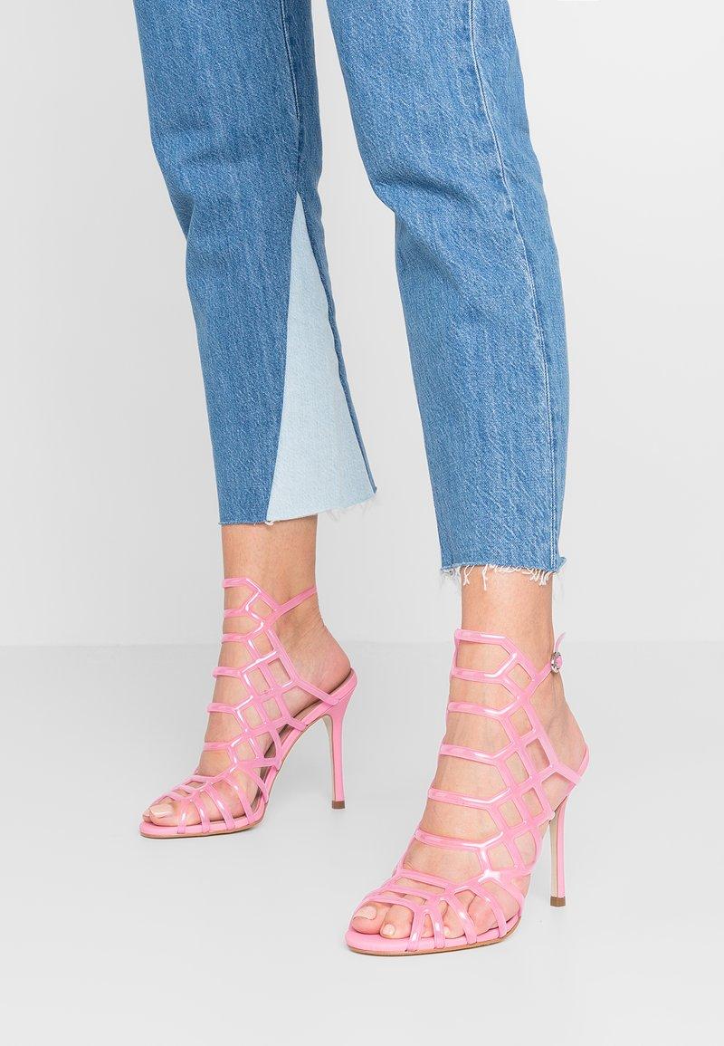 Steve Madden - SCORE - High heeled sandals - pink