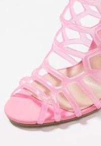 Steve Madden - SCORE - High heeled sandals - pink - 2