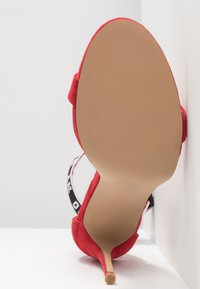 Steve Madden - MOVER - Sandaler med høye hæler - red - 6