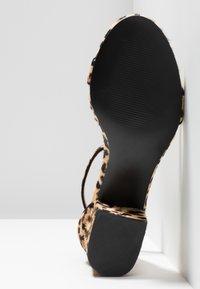 Steve Madden - IRENEE - Sandals - brown - 6