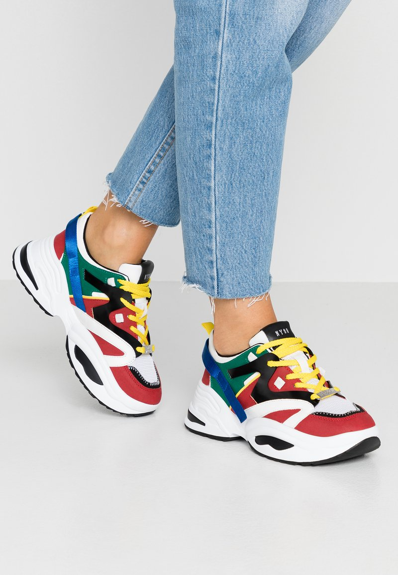 Steve Madden - Sneakers laag - bright/multicolor