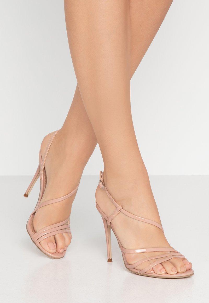Steve Madden - EDIE - High Heel Sandalette - blush