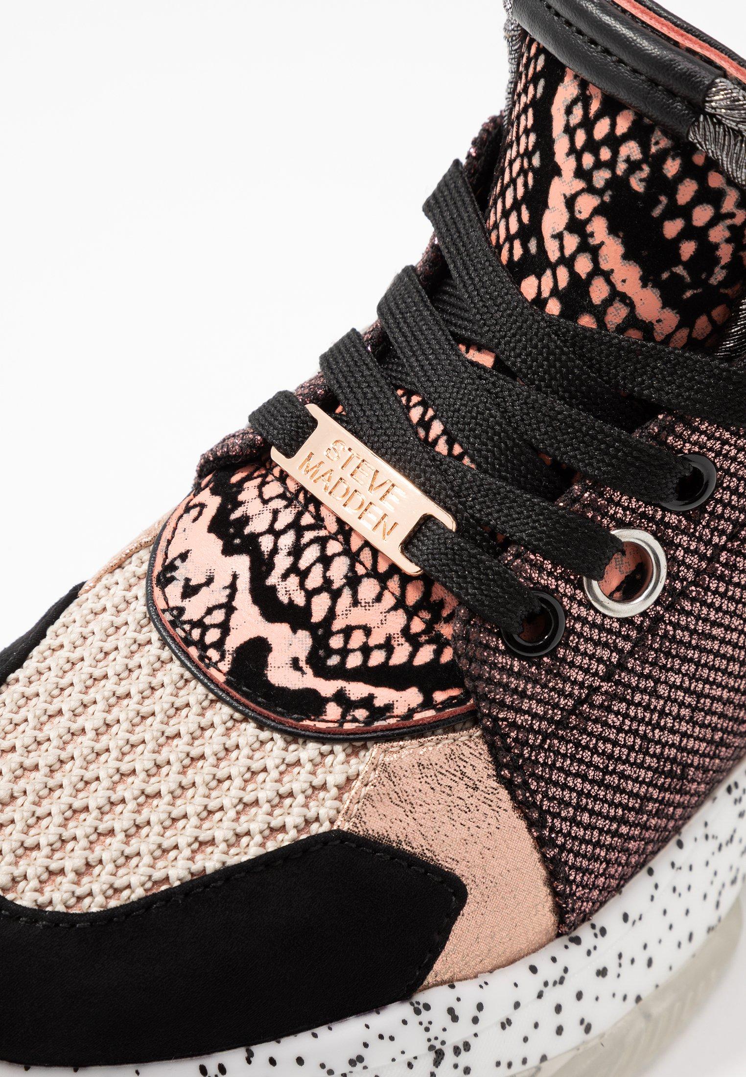 Madden Steve multicolor MescalSneakers Basse Rose eWE29YDIHb