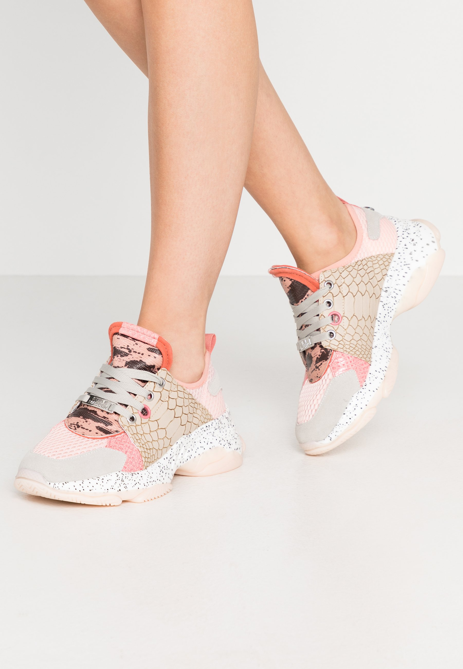 Steve Madden MATCH Trainers taupe