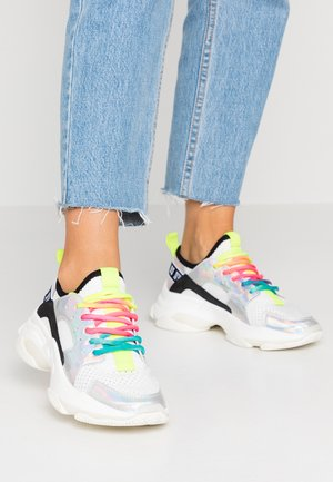 AJAX - Sneakers - white/multicolor